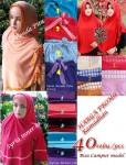 Jilbab Promo Ramadhan 40 Rebuan