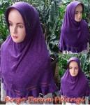 Jilbab Bergo Denim Pelangi
