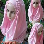 Jilbab Pastan Rempel Anak