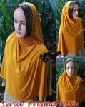 Jilbab Syria Prisma Pita
