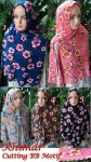 Khimar Cutting BB Motif