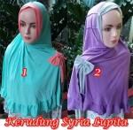 Kerudung Syria Lupita