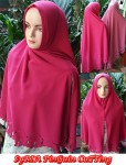 Jilbab Syria Pinguin Cutting