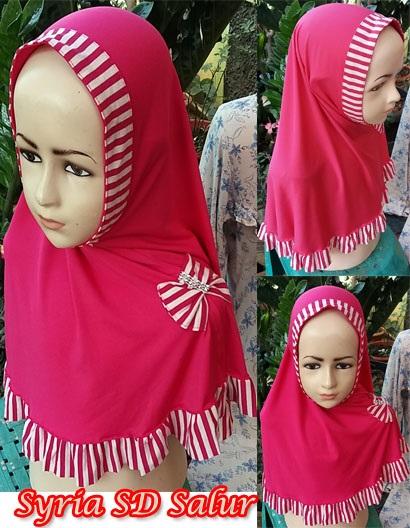 Jilbab Syria SD Salur  SG Jilbab