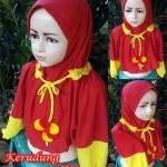 Jilbab Anak Lengan TK