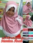 Grosir Jilbab Monica Anak