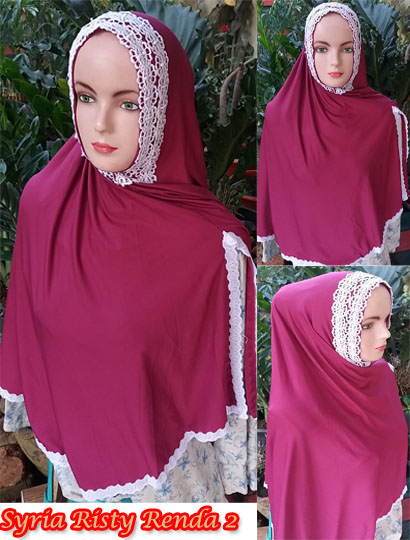 Syria risty Renda 2 25 28 35 440 SG Jilbab copy