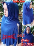 Kerudung Sale Squin Face