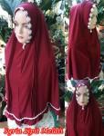 Jilbab Syria Lipit Melati