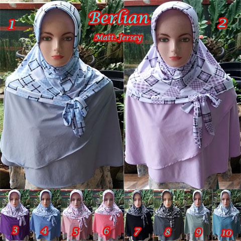 Berlian SG Jilbab