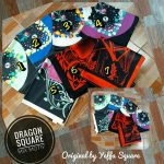 SegiEmpat Dragon Mix Motif