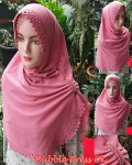 Kerudung Bubble Press CK