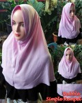 Khimar Bubble Simple Rempel