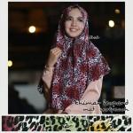 Hijab Khimar Leopard