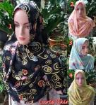 Hijab Luris Ukir