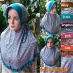 Hijab Tali Serut Rpl