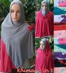 Hijab Khimar 3 in 1