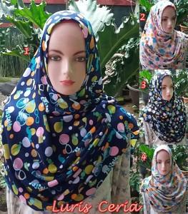 Hijab Luris Ceria