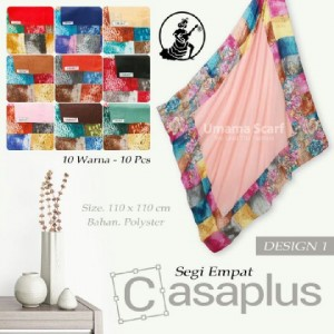 SegiEmpat Casaplus Design 1