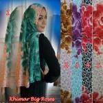 Khimar Big Roses