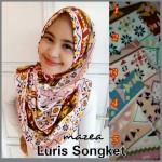 Hijab Luris Songket