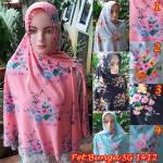 Khimar Pet Bunga SG 1412