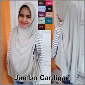 Khimar Jumbo Cardigan