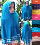 Hijab Jumbo Renda Press