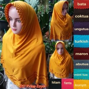 Hijab OD Press Zoya