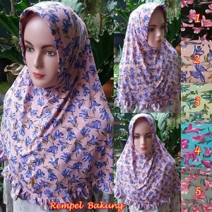 Hijab Rempel Bakung