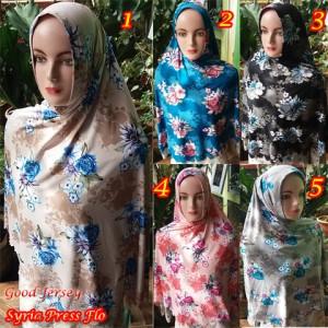 Hijab Syria Press Flo