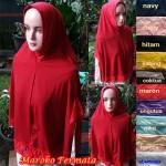Hijab Maroko Permata