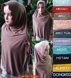 Hijab Carla Press