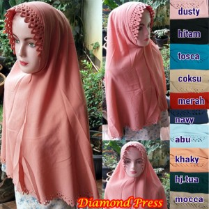 Hijab Diamond Press