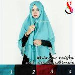 Syria Khimar Reista