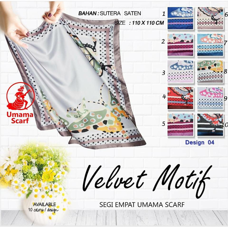 Velvet Motif 04 Umama 25 28 35 440 SG Jilbab