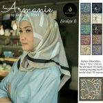 Armanie 27 30 38 480 Original by Dafanya SG Jilbab Design B