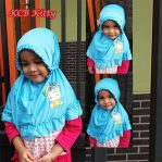 Jilbab KCB Kitty
