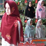 Khimar Press Azalia SG Jilbab