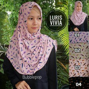 Hijab Luris Vivia