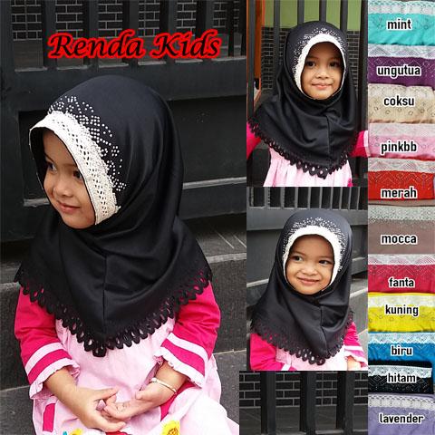 Renda Kids SG Jilbab