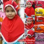 Jilbab Anak Pitasha