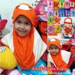 Jilbab Anak Kupu Kupu