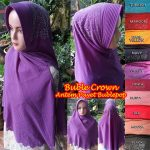 Khimar Buble Crown