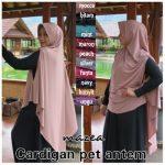 Cardigan Pet Antem SG Jilbab 19 Aprr'17