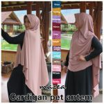 Cardigan Pet Antem SG Jilbab 30 mar'17