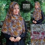 Grosir Khimar Leopard