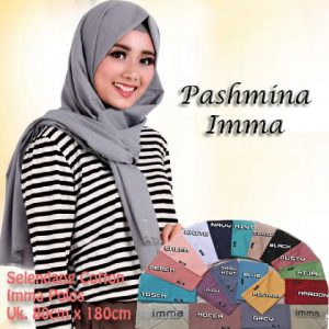 Grosir Pashmina Imma