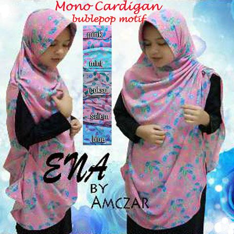 Mono Cardigan SG Jilbab