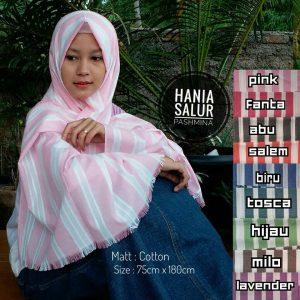 Pashmina Hania Salur